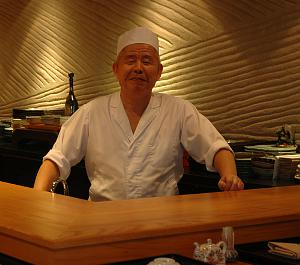 Head Chef, Toshihiro Uezu
